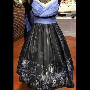 Disney Dress Shop Haunted Mansion Ballroom Dress